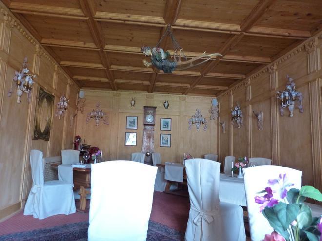 Hotel Relais Grünwald - Cavalese - Restaurant