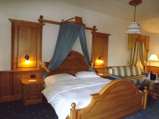 Hotel Relais Grünwald - Cavalese - Bedroom