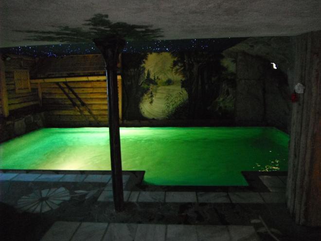 Hotel Relais Grünwald - Cavalese - Pool