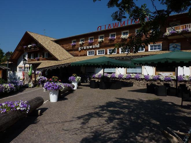 Hotel Relais Grünwald - Cavalese - Gebäude
