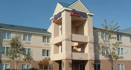 Fairfield Inn and Suites by Marriott Portland Airport - Portland - Toà nhà