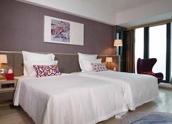 Onehome Art Hotel Shanghai - Shanghai - Bedroom