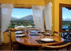 Charming - Luxury Lodge & Private Spa - San Carlos de Bariloche - Spisestue