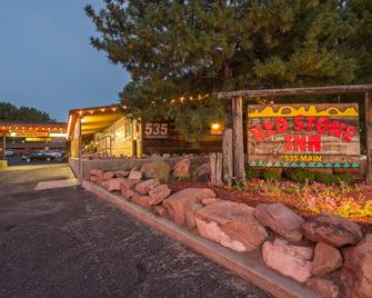 Red Stone Inn - Moab - Building