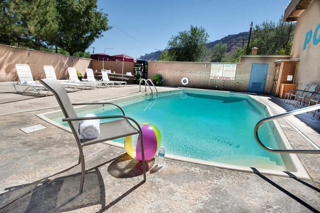 Big Horn Lodge - Moab - Pool