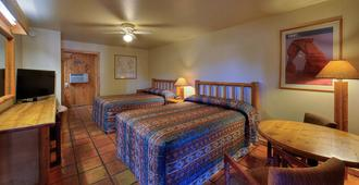Big Horn Lodge - Moab - Bedroom