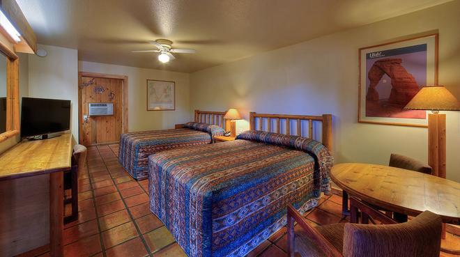 Big Horn Lodge - Moab - Bedroom