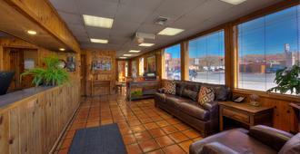 Big Horn Lodge - Moab - Lobby