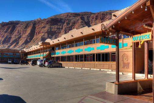 Big Horn Lodge - Moab - Building