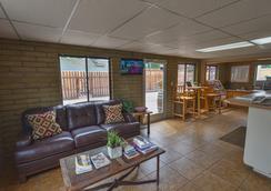 Moab Rustic Inn - Moab - Lobby