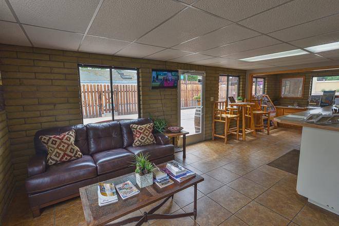 Rustic Inn - Moab - Σαλόνι ξενοδοχείου