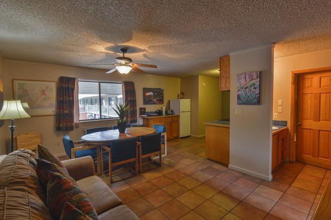 Moab Rustic Inn - Moab - Dining room