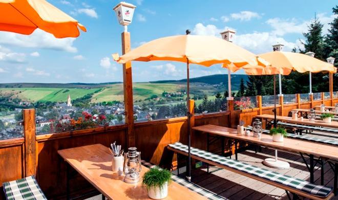 AHORN Hotel Am Fichtelberg - Oberwiesenthal - Food