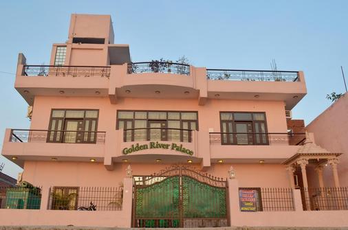 Ganga Monastery - Vārānasi - Building