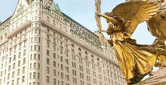The Plaza - A Fairmont Managed Hotel - New York - Bangunan