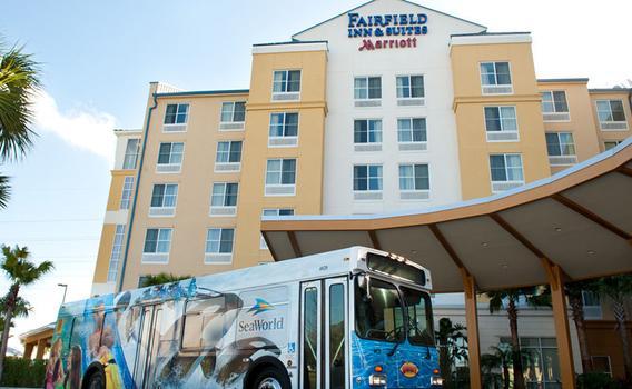 Fairfield Inn And Suites By Marriott Orlando At Seaworld En