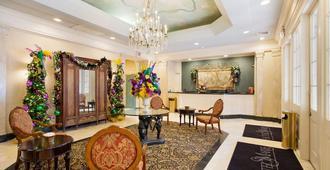 聖瑪麗酒店 - 新奥爾良 - 紐奧良 - 大廳