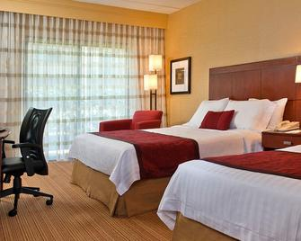 Courtyard by Marriott Dulles Airport Chantilly - Chantilly - Bedroom