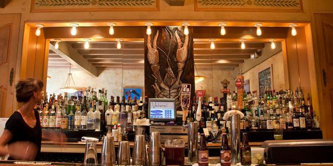 Hotel St. Marie - Nueva Orleans - Bar