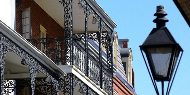 Hotel St. Marie - Nueva Orleans - Edificio