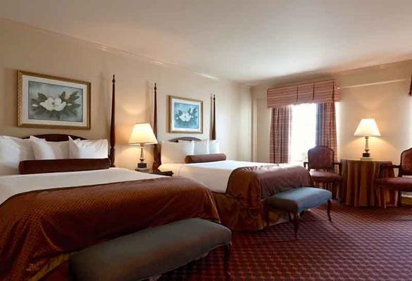 Hotel St. Marie - Nueva Orleans - Habitación