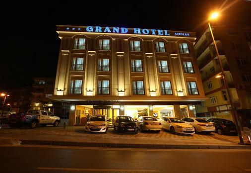 Grand Avcilar Airport Hotel - Estambul - Edificio