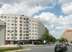 City House Hotel Florida Norte By Faranda - Madrid - Edificio