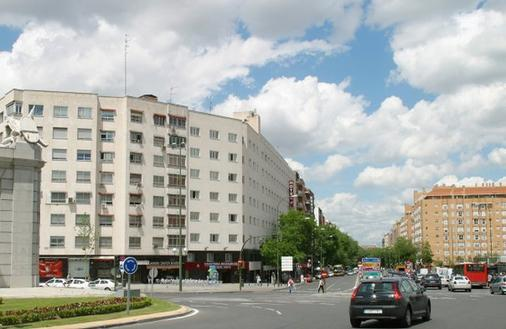 Hotel City House Florida Norte - Madrid - Edificio