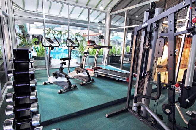 卡迪卡展特拉酒店 - 雅加達 - 南雅加達 - 健身房