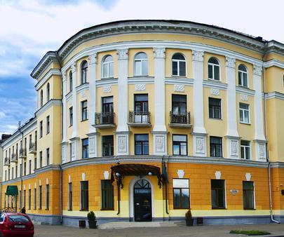 Hotel Bug Brest - Brest - Building
