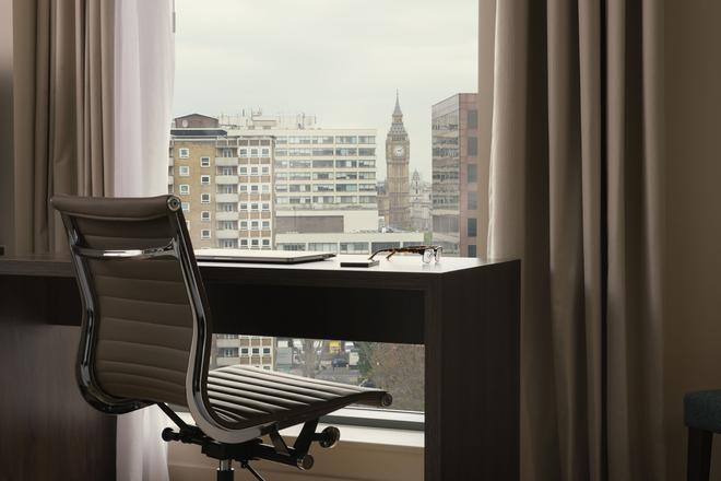 Marlin Waterloo - Londres - Servicio del hotel