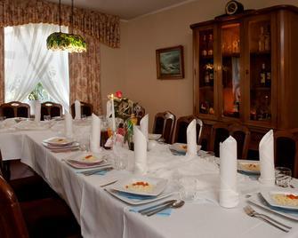 Hotel Sowa - Elblag - Restaurant