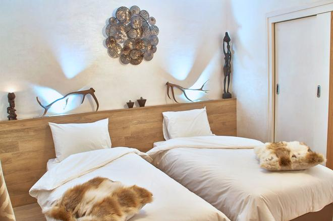 Mabrouk Hotel And Suites - Agadir - Phòng ngủ