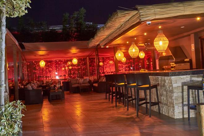 Mabrouk Hotel And Suites - Agadir - Bar