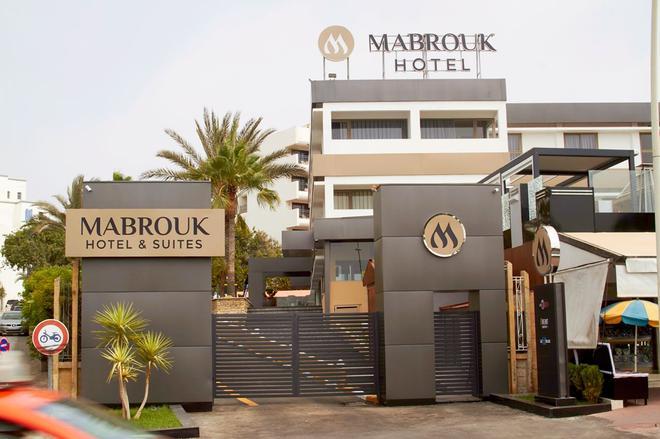 Mabrouk Hotel And Suites - Agadir - Toà nhà