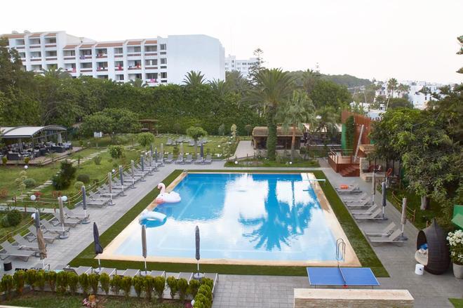 Mabrouk Hotel And Suites - Agadir - Bể bơi