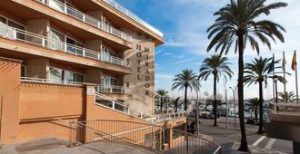THB Mirador - Palma - Edificio