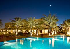 Address Montgomerie - Dubai - Bể bơi