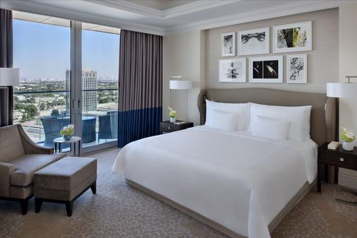 Address Boulevard - Dubai - Bedroom