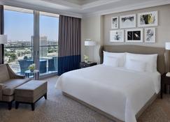 杜拜商業大道酒店 - 杜拜 - 杜拜 - 臥室