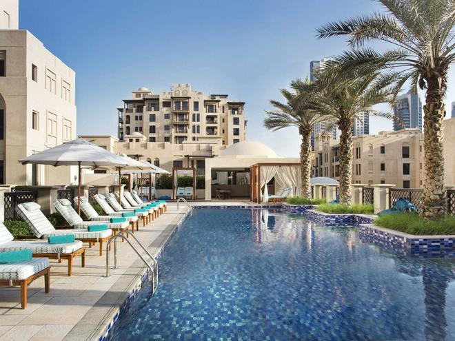 Manzil Downtown - Dubai - Pool