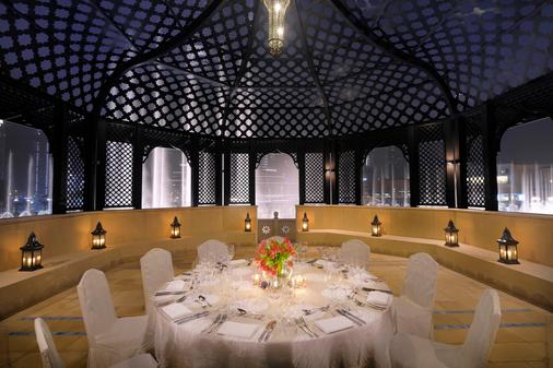 Palace Downtown - Dubai - Banquet hall