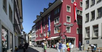 Hotel Alexander - Zürich - Gebäude