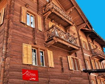 The Alpina Lodge - Tschiertschen-Praden - Edificio