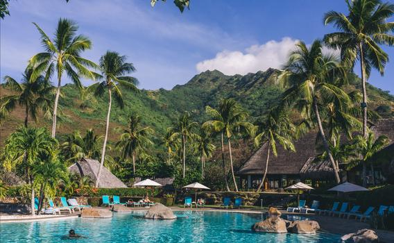 Hilton Moorea Lagoon Resort Spa 98 6 8 8 Papetoai