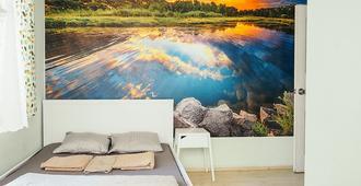 Deeps Hostel - Angora - Habitación