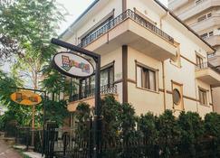 Deeps Hostel - Angora - Edificio