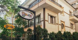 Deeps Hostel - Άγκυρα (Ankyra) - Κτίριο