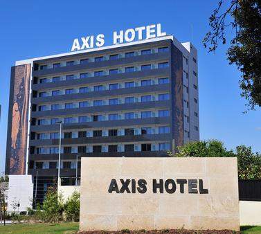 Axis Porto Business & Spa Hotel - Porto - Building