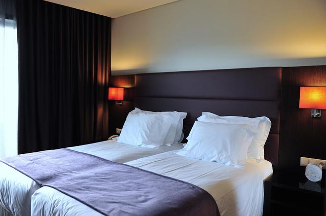 Axis Porto Business & Spa Hotel - Porto - Makuuhuone